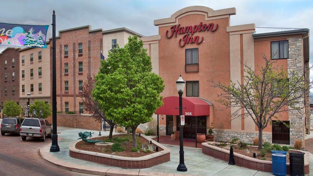Hampton Inn Grand Junction CO