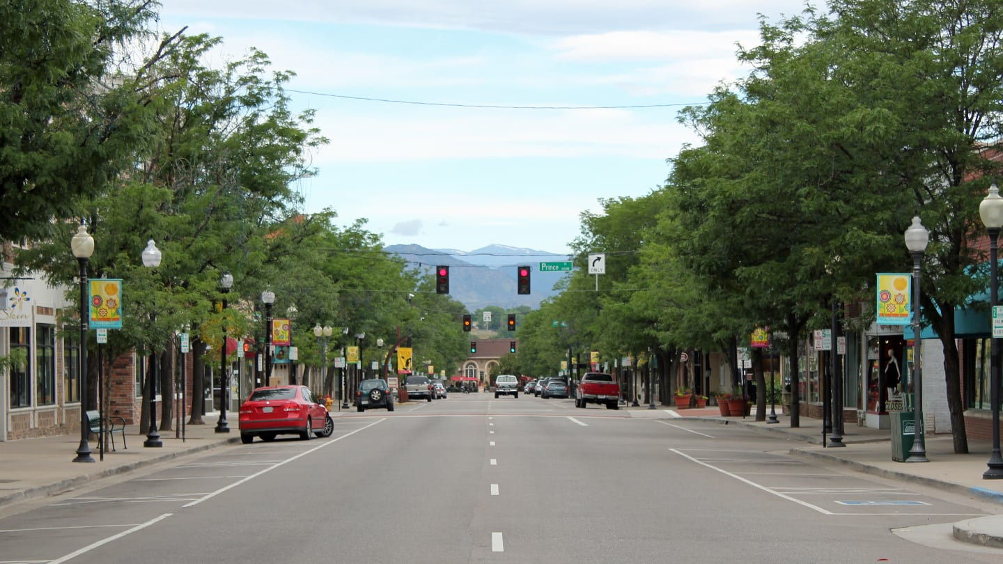 Littleton CO Neighborhood Downtown Historic District