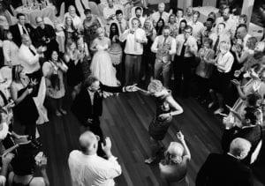 Colorado Wedding Reception Dancing Grand Junction