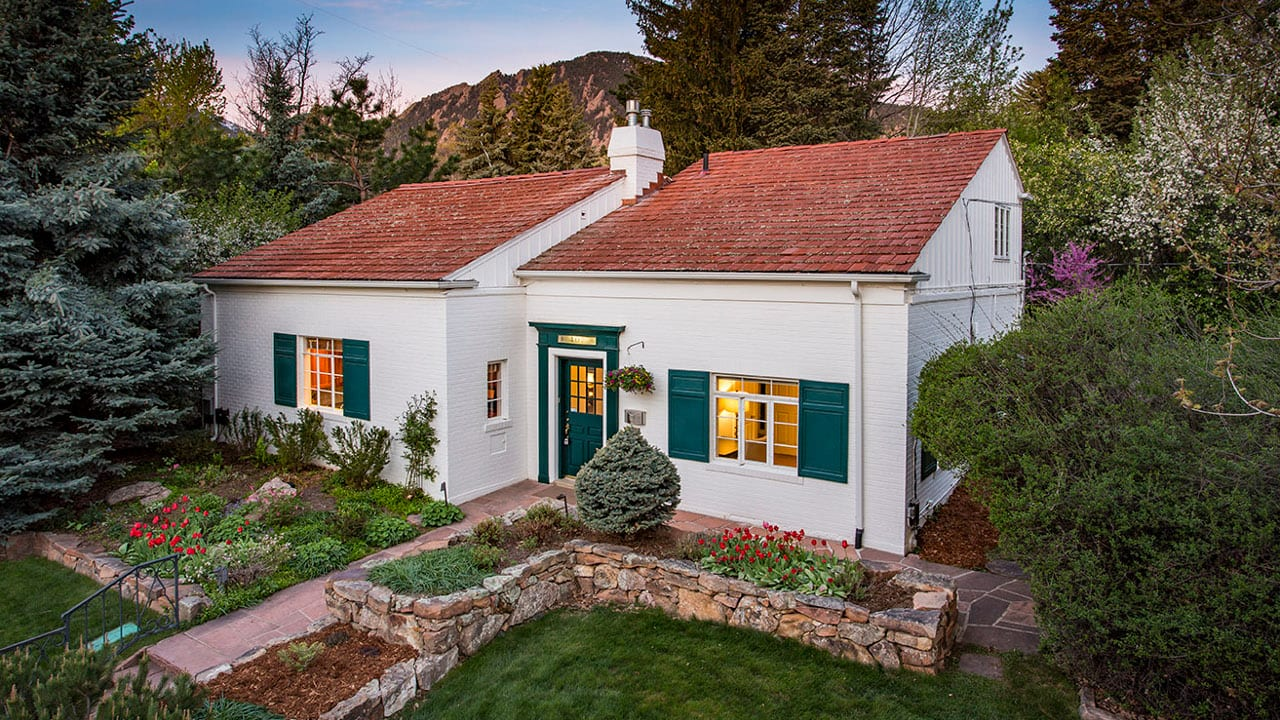Colorado Real Estate Front Range Home
