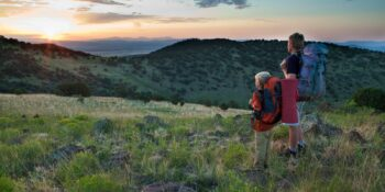 Multi-Day Backpacking Hike Continental Divide Trail Colorado