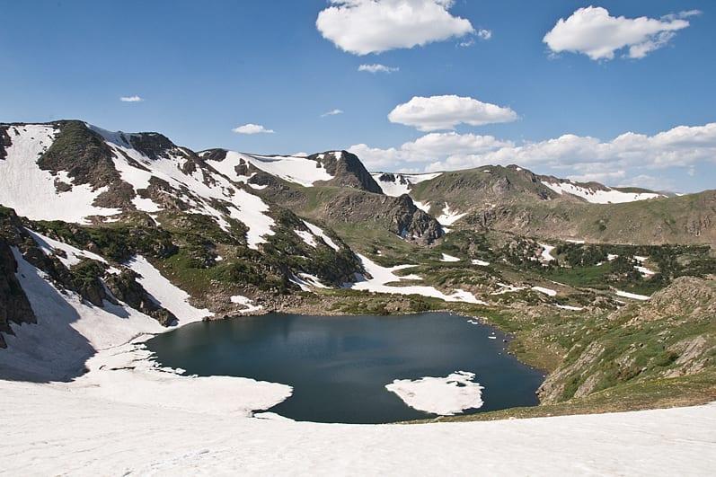 Multi Day Hikes Colorado King Lake Indian Peaks Wilderness