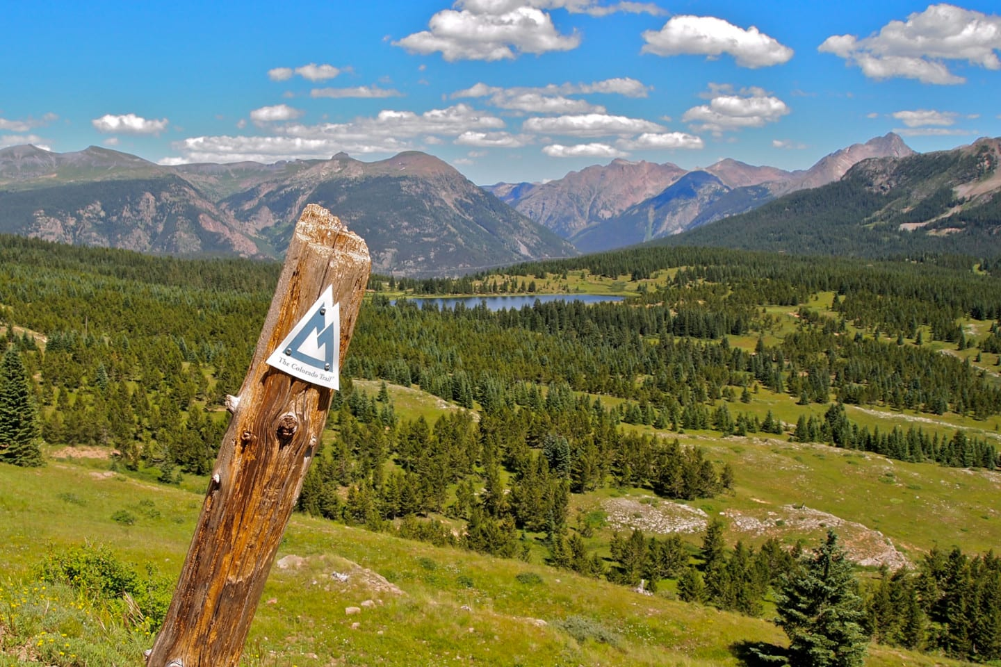 Multi-Day Hiking Trails The Colorado Trail Durango