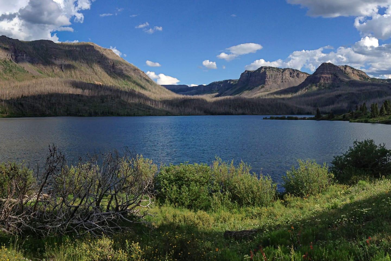 Natural Wonder Trappers Lake Colorado