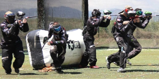 Best Paintball Fields Denver Dynamic Paintball