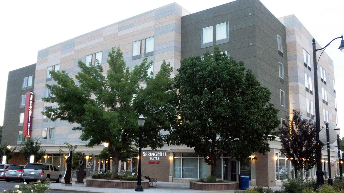 Spring Hill Suites by Marriott Downtown Grand Junction CO