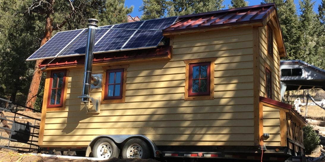 How to Build a Tiny House in Colorado