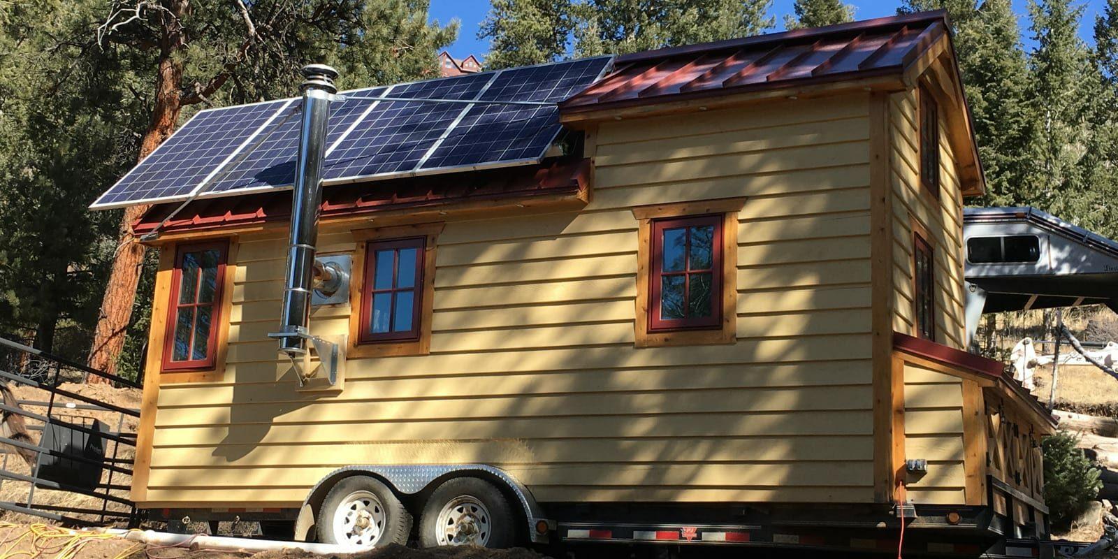 Tiny House Living Colorado