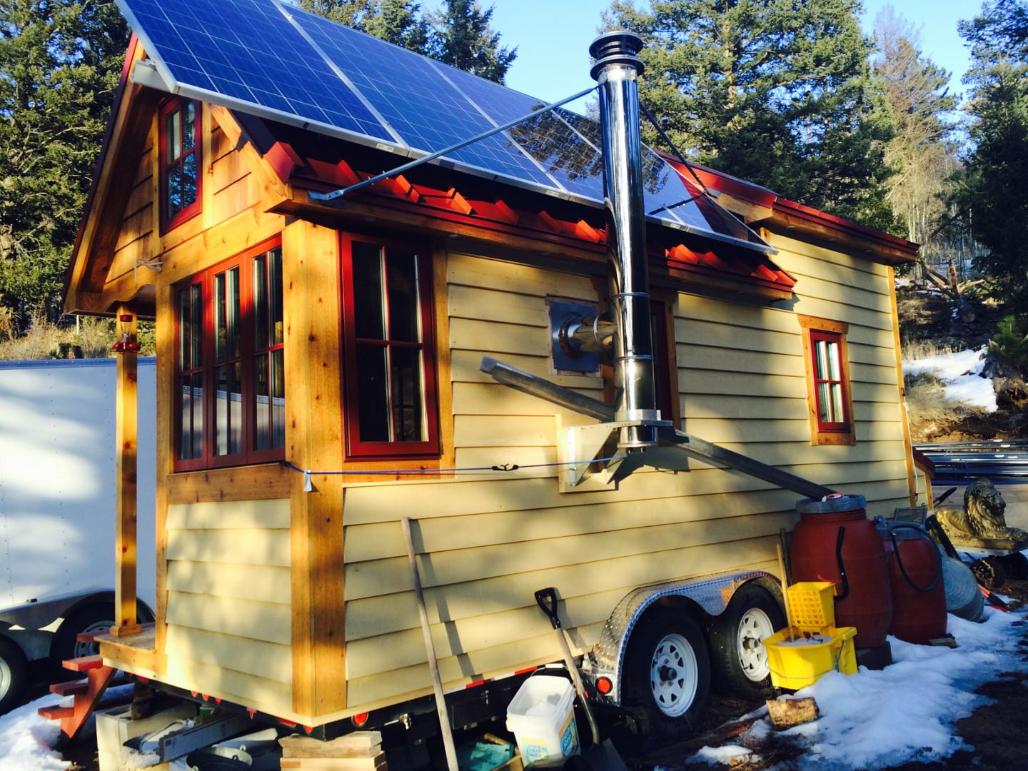 Tiny House Building Colorado