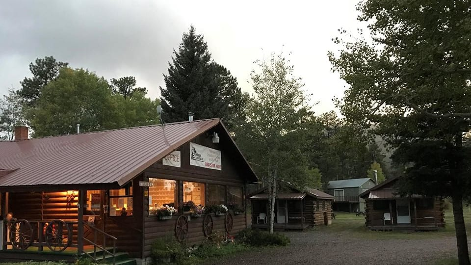 Grandview Cabins and RV Resort South Fork CO