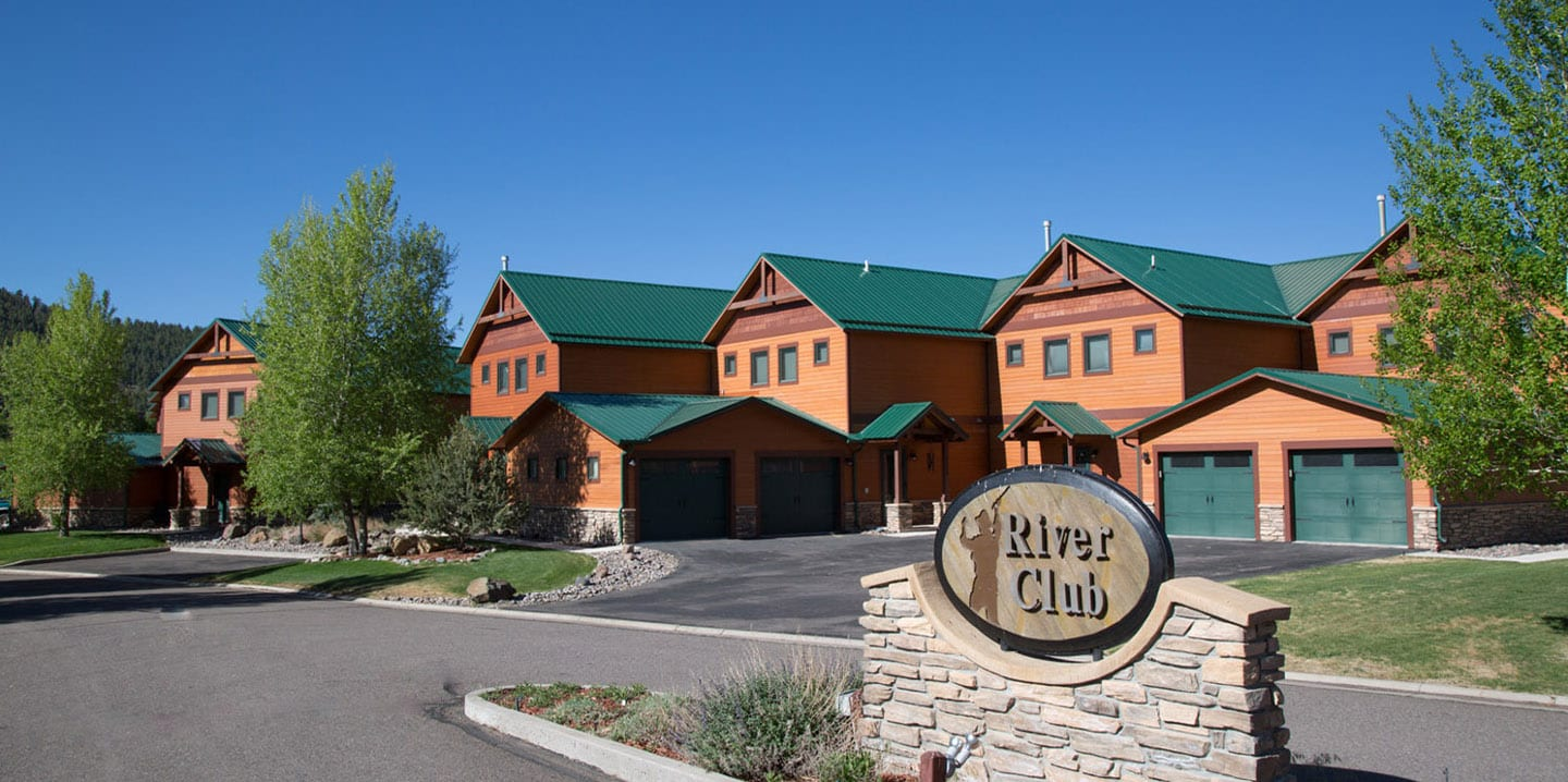 River Club Vacation Rentals Town Homes South Fork CO