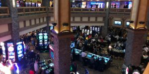 Ameristar Casino Hotel Slot Machines Aerial Black Hawk