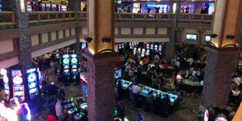 Ameristar Casino Hotel Slot Machines Aerial Black Hawk
