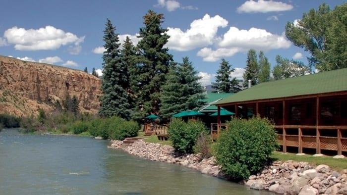 Antlers Rio Grande Lodge & Riverside Restaurant Creede