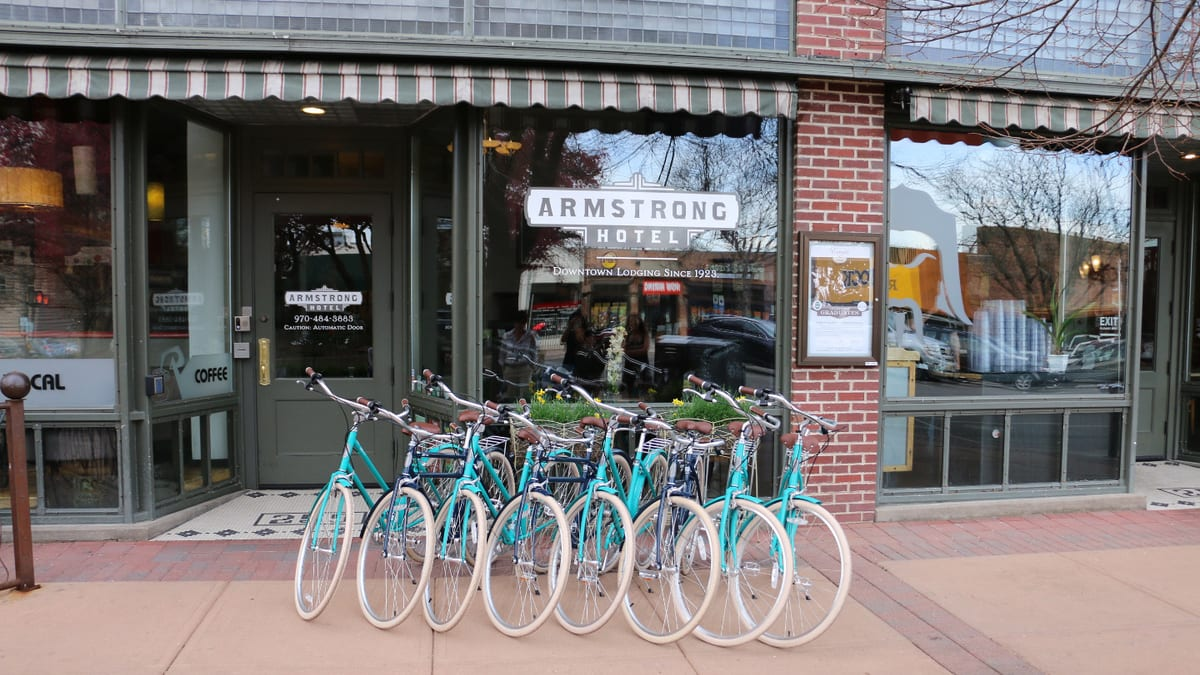 Armstrong Hotel Fort Collins
