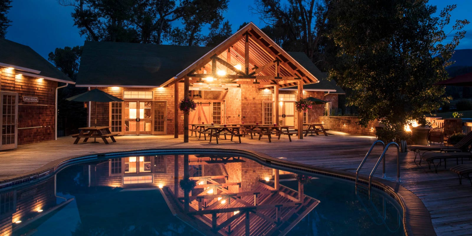 Best Hotels Creede 4UR Ranch Swimming Pool
