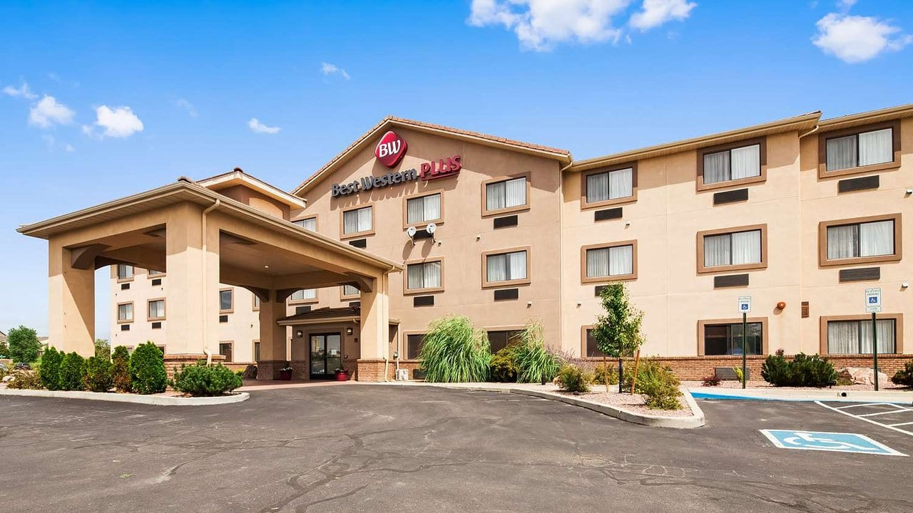 Best Western Plus Eagleridge Inn Pueblo