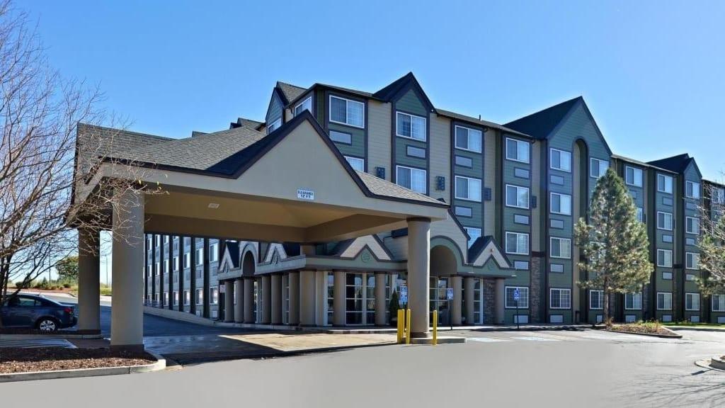 Best Western Plus Peak Vista Inn Suites Colorado Springs
