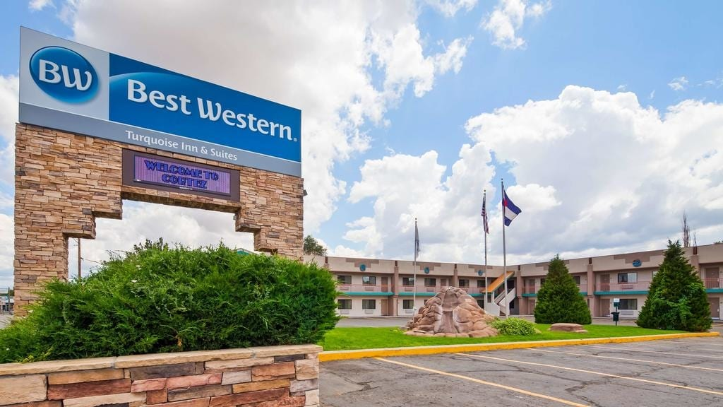 Best Western Turquoise Inn & Suites Cortez