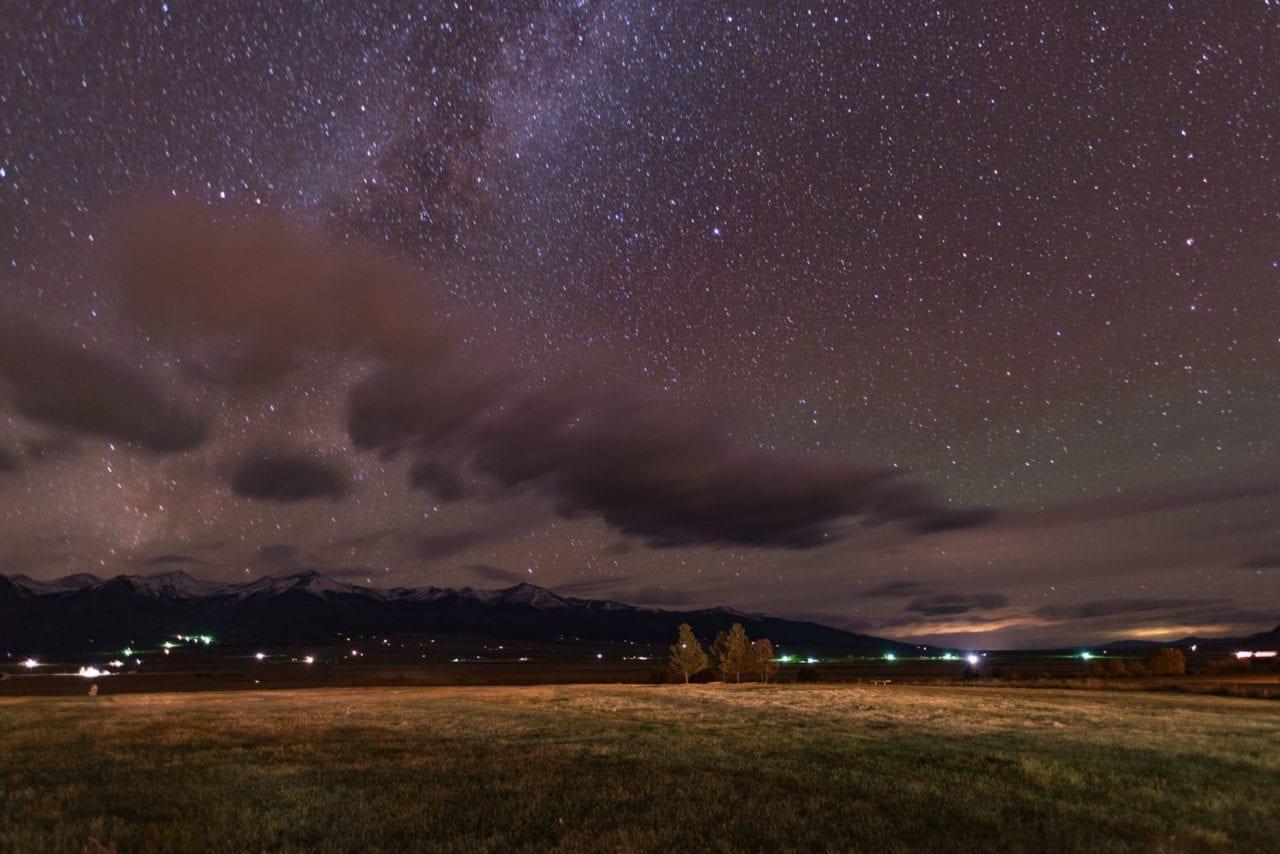 Star Gazing Colorado Dark Sky Community