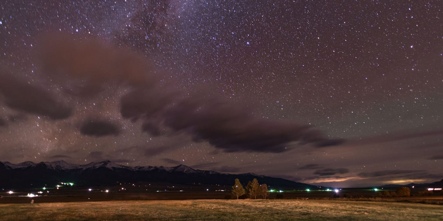 Star Gazing Colorado Dark Sky Community