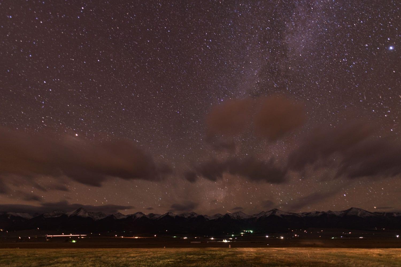 Colorado Starry Night Dark Sky Community