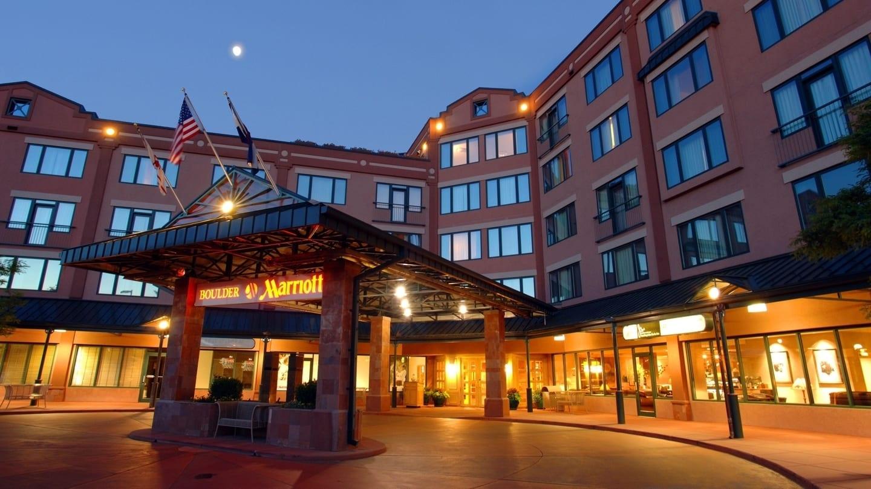 Boulder Marriott Boulder