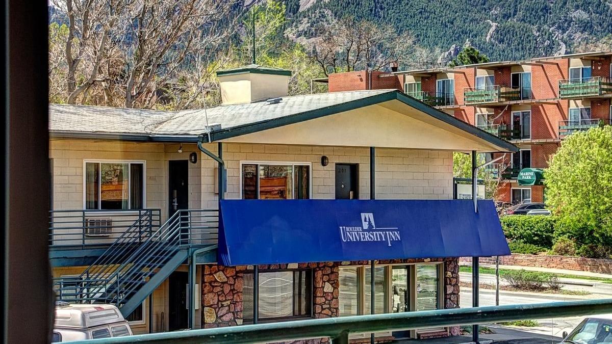 Boulder University Inn Boulder
