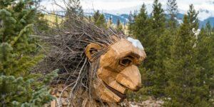 Breckenridge Troll Colorado
