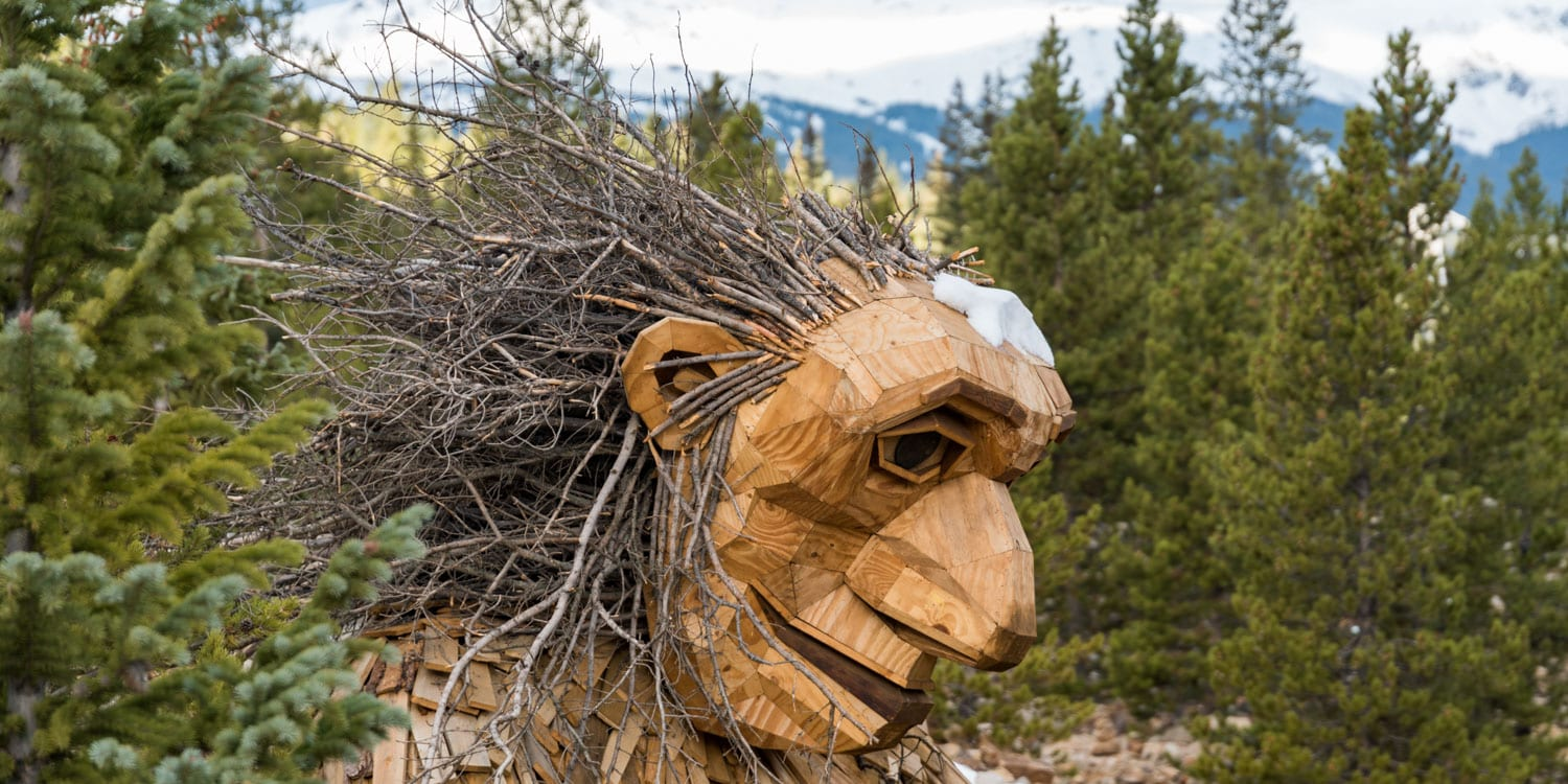 Breckenridge Troll Colorado