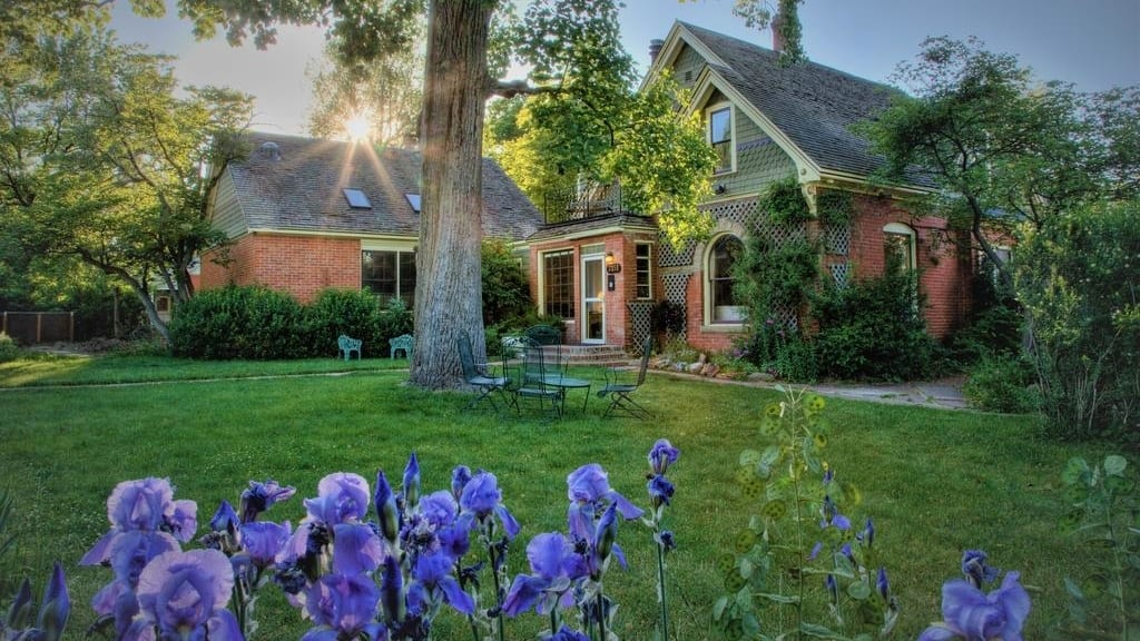 Brian Rose Bed and Breakfast Boulder
