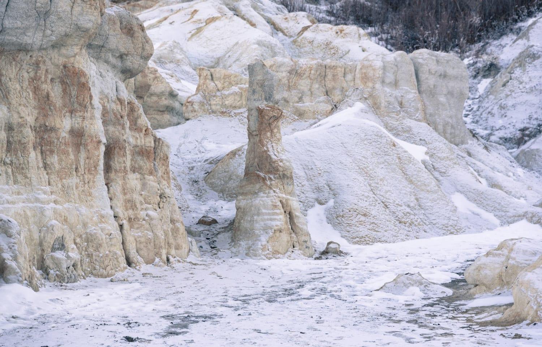Calhan CO Painted Mines Interpretive Park