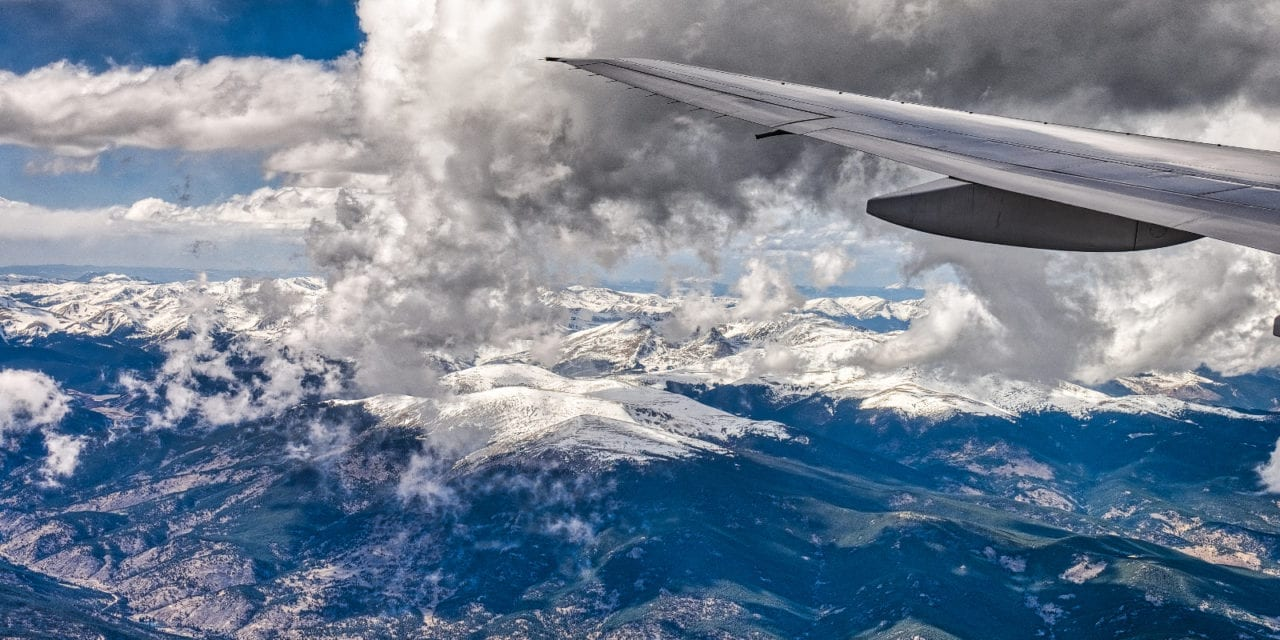 Colorado Travel By Airplane