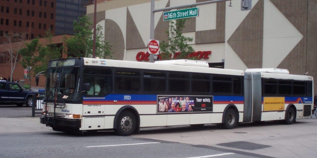 Colorado Travel By Bus
