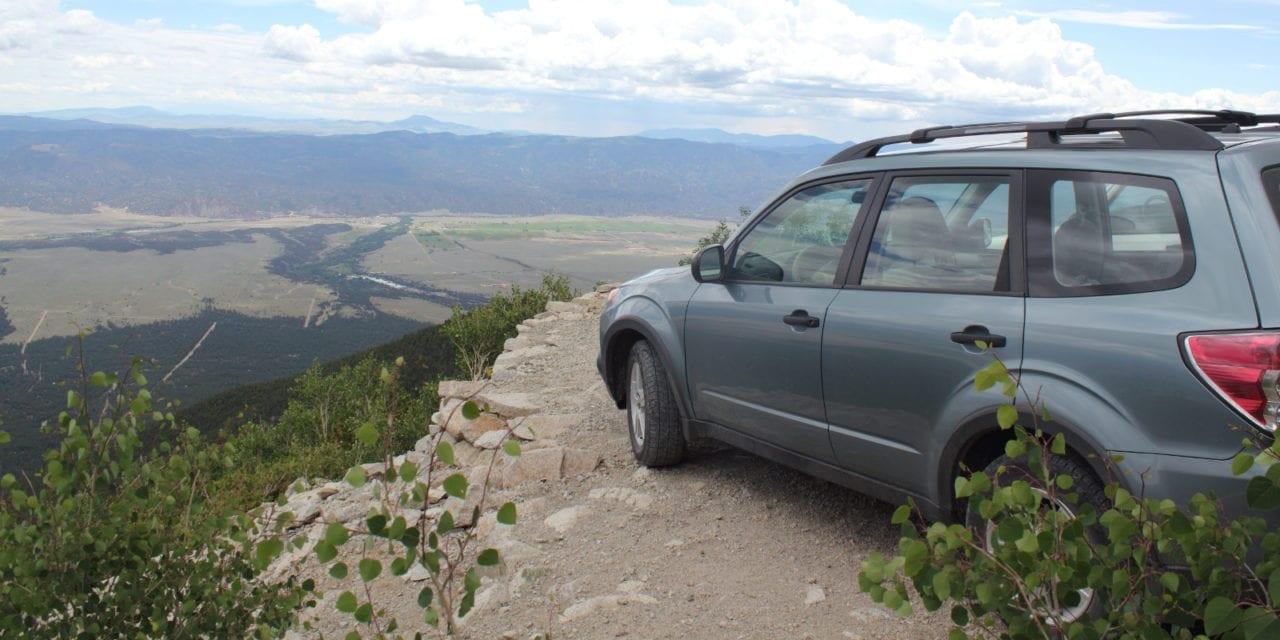 Colorado Travel By Car