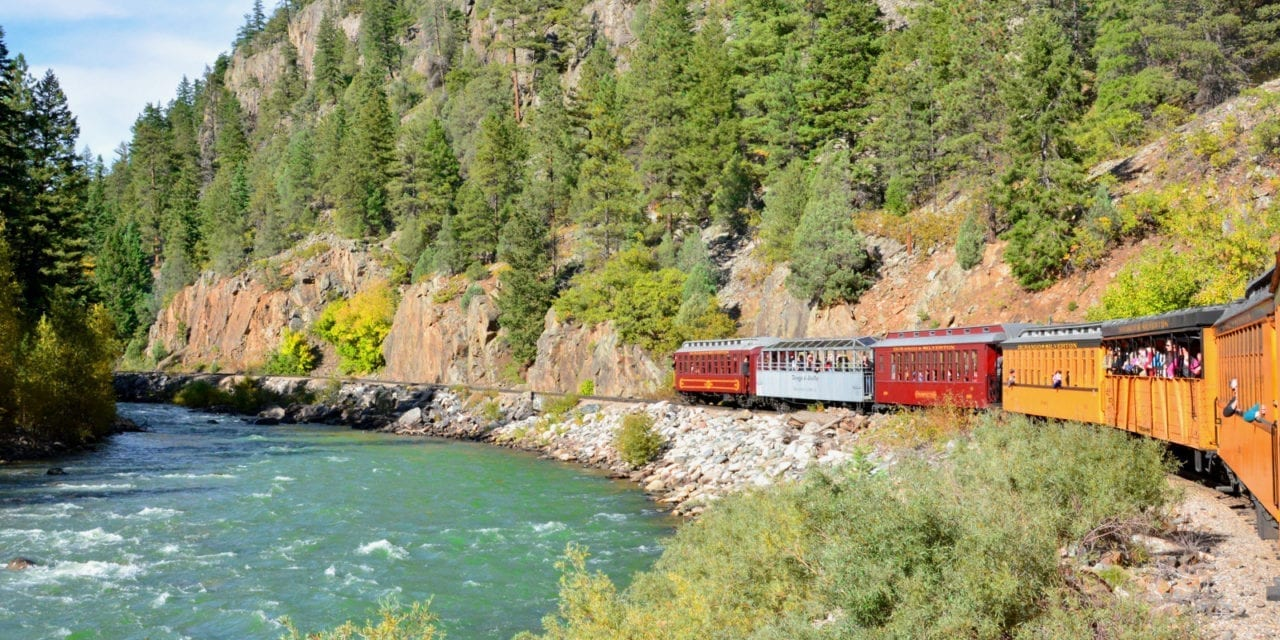Colorado Travel By Train