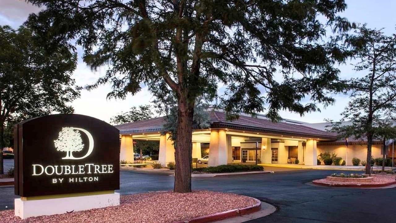 Double Tree by Hilton Colorado Springs