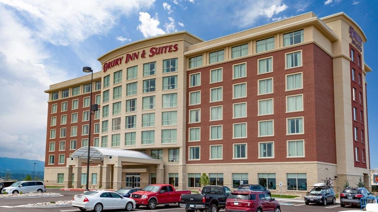 Drury Inn Suites Colorado Springs