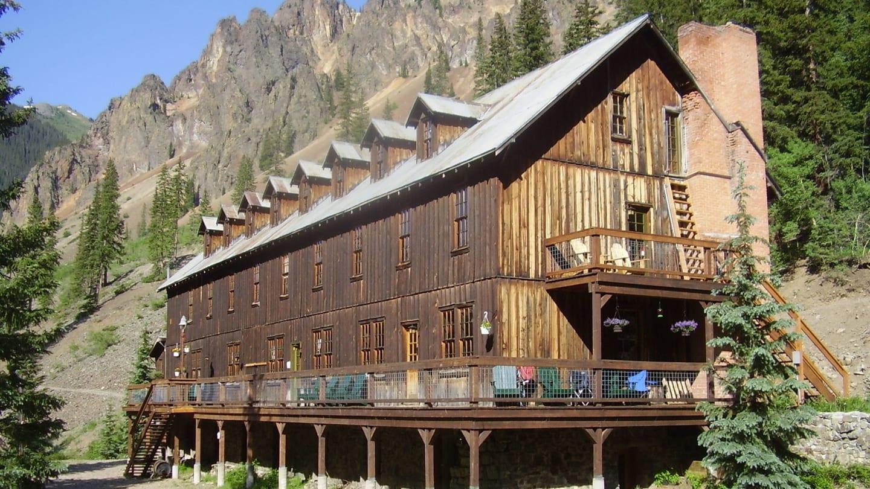 Eureka Lodge Silverton