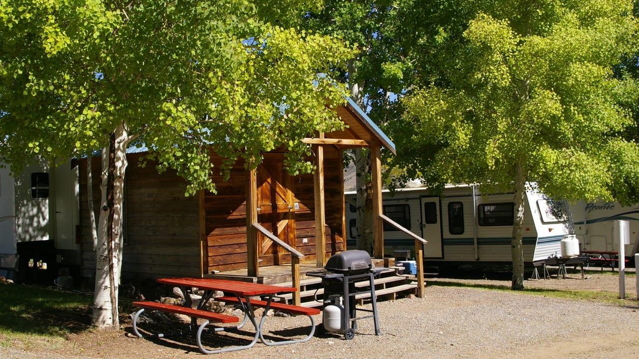 Gunnison Lakeside RV Park Cabins Gunnison