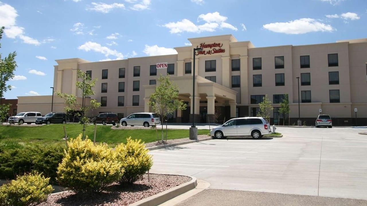 Hampton Inn and Suites North Pueblo
