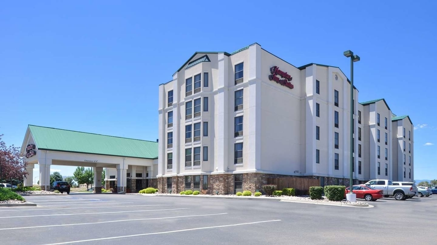 Hampton Inn and Suites Southgate Pueblo