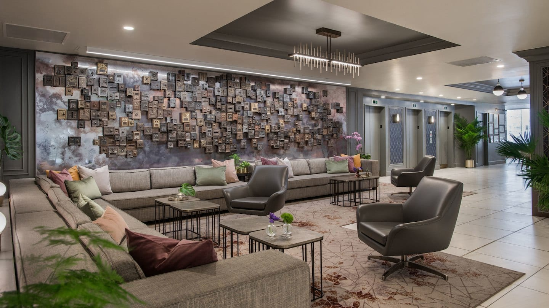 Magnolia Hotel Lobby Denver CO