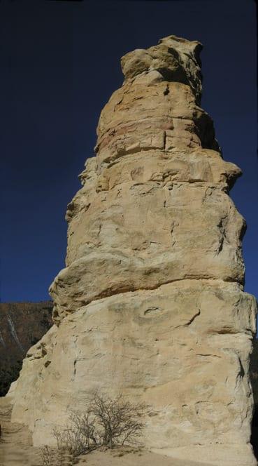 Monument CO Rock