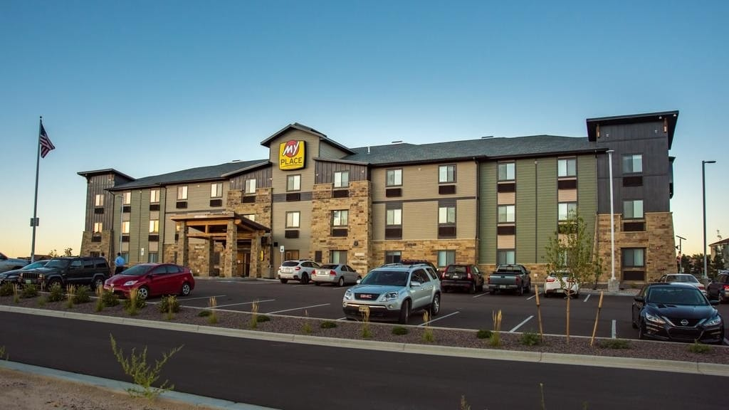 My Place Hotel Colorado Springs