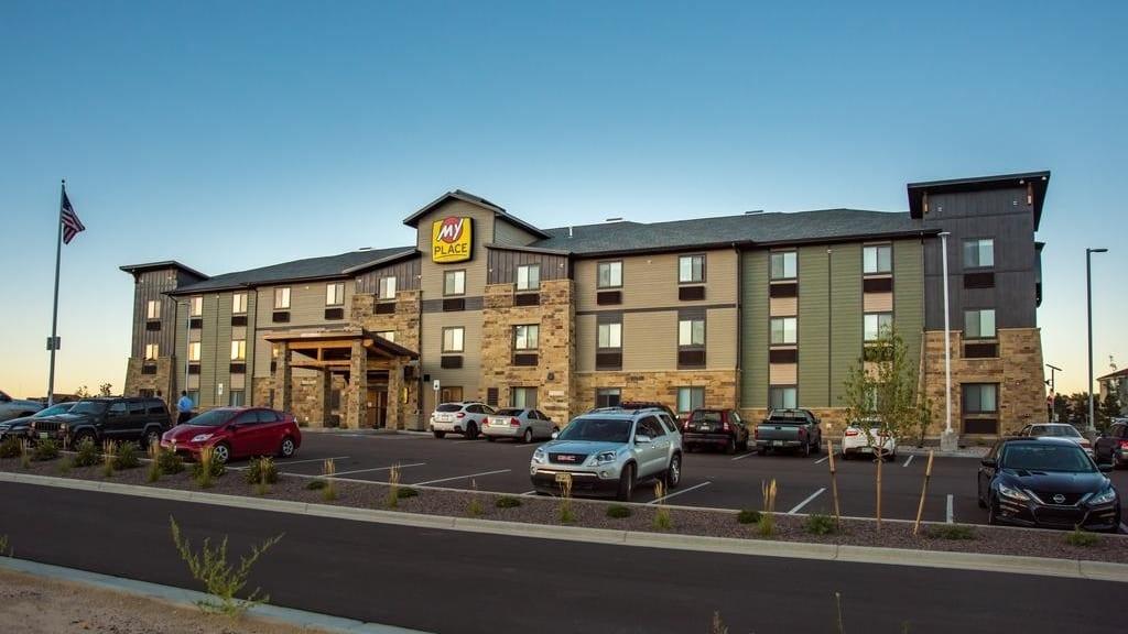 My Place Hotel Colorado Springs