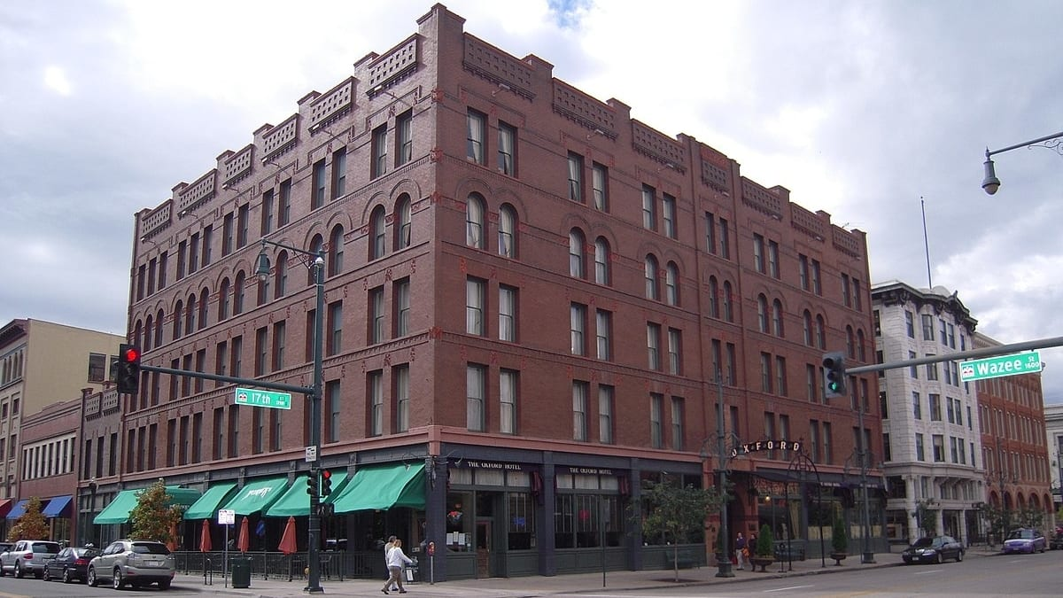 Oxford Hotel Denver
