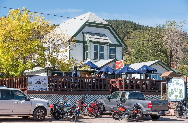 Palmer Lake CO Restaurant
