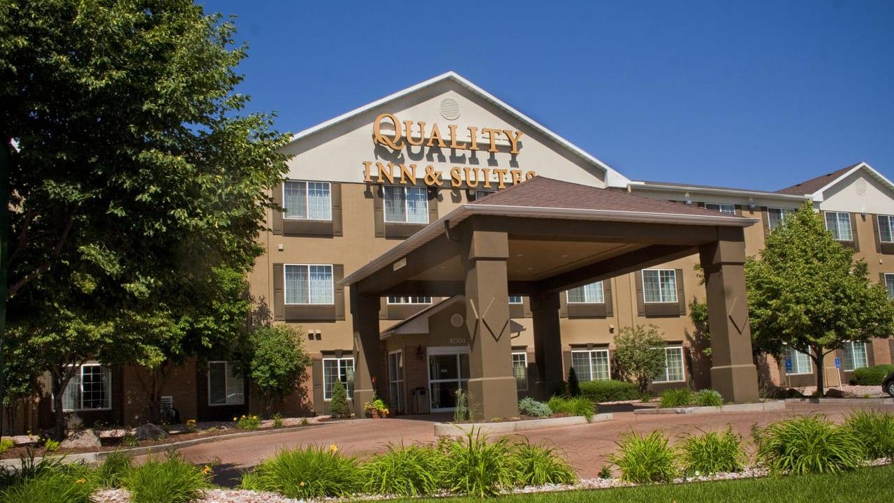 Quality Inn & Suites University Fort Collins