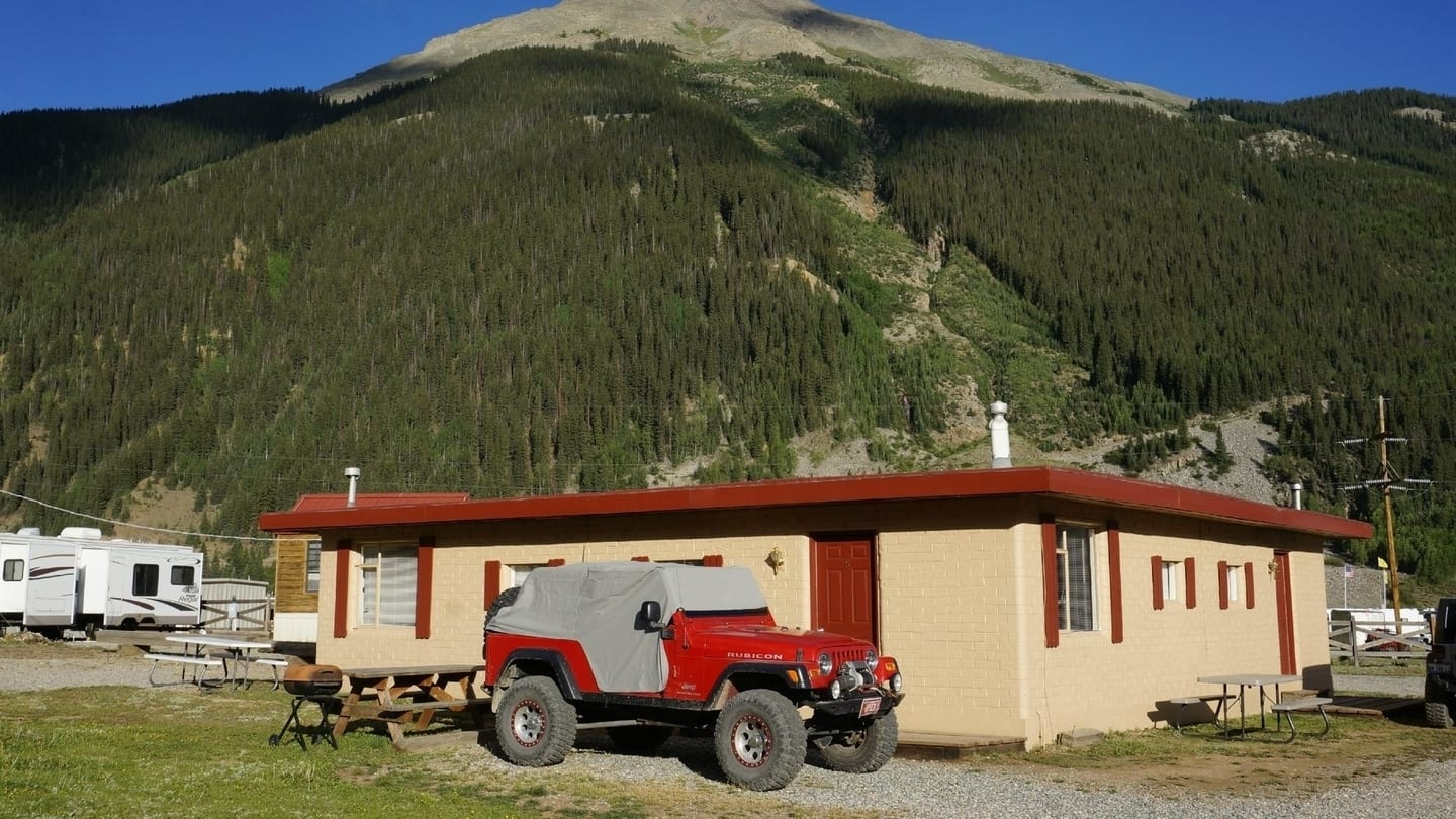 Red Mountain Motel & RV Park Silverton